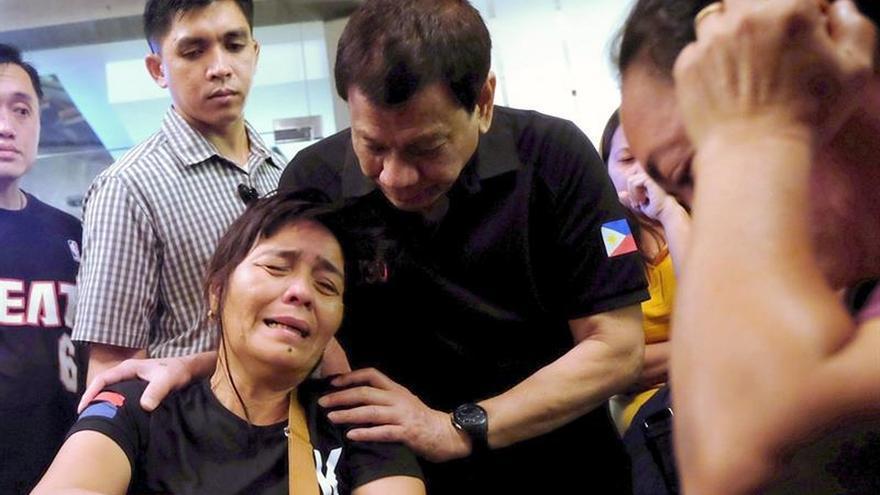 Al menos 37 muertos en el incendio en un centro comercial del sur de Filipinas