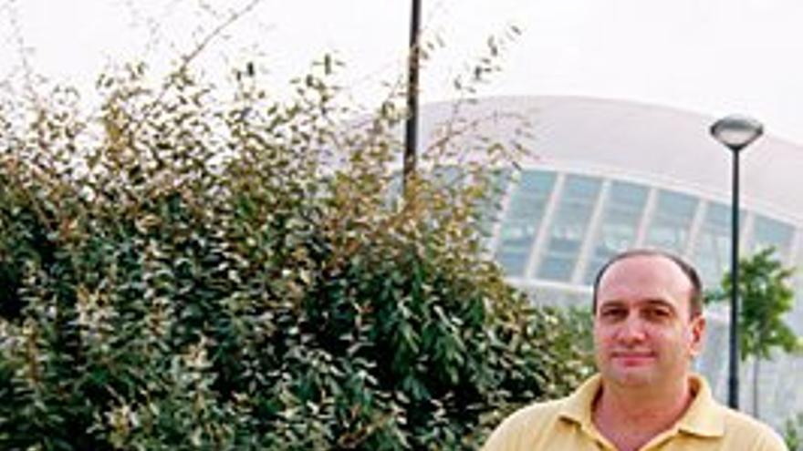 Carles Ferrís, en su perfil de Linkedin.