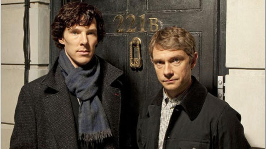 Primer avance de la tercera temporada de 'Sherlock'