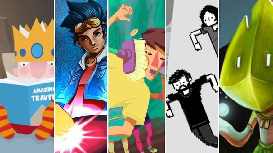 hablan los indies Madrid Games Week
