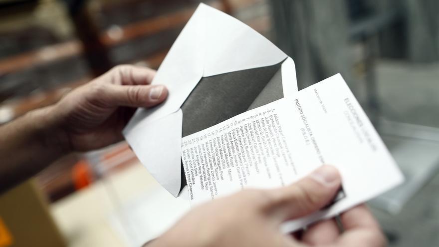 La participación en elecciones generales en Andalucía nunca bajó del 68% ni superó el 79%