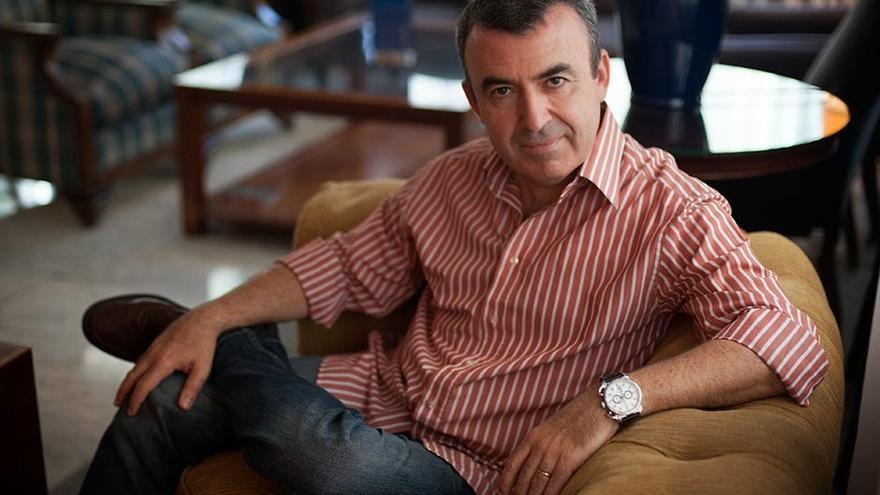 El escritor Lorenzo Silva, uno de los atractivos de la V edición de Novembre Negre