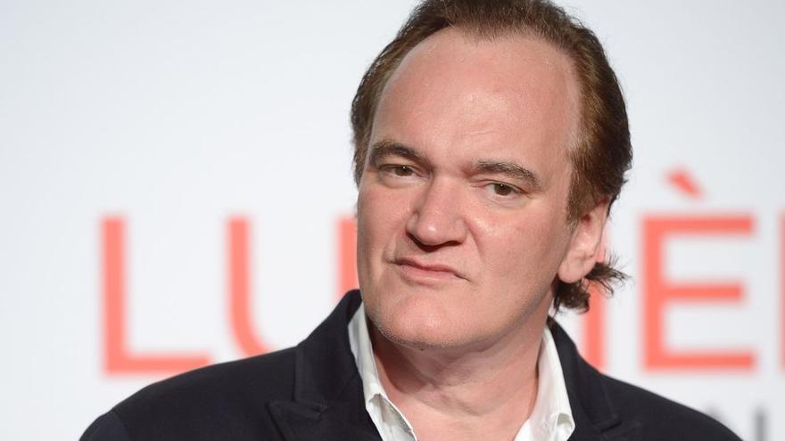 Quentin Tarantino, director de películas como 'Pulp Fiction' o 'Reservoir Dogs'