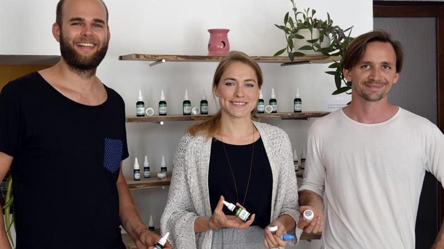 La marihuana terapéutica es legal en Viena