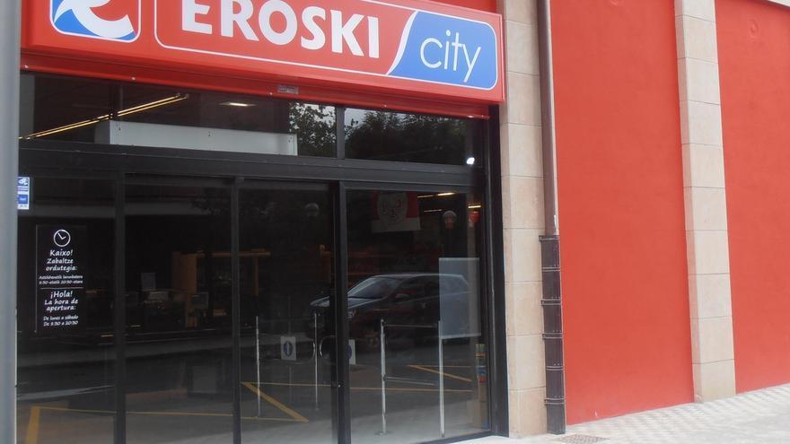 Los supermercados franquiciados de Eroski aumentan un 6% sus ventas en 2014