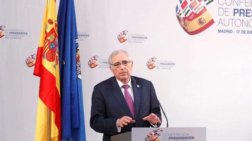 """El presidente de Melilla llama """"piraos"""" a los independentistas catalanes"""