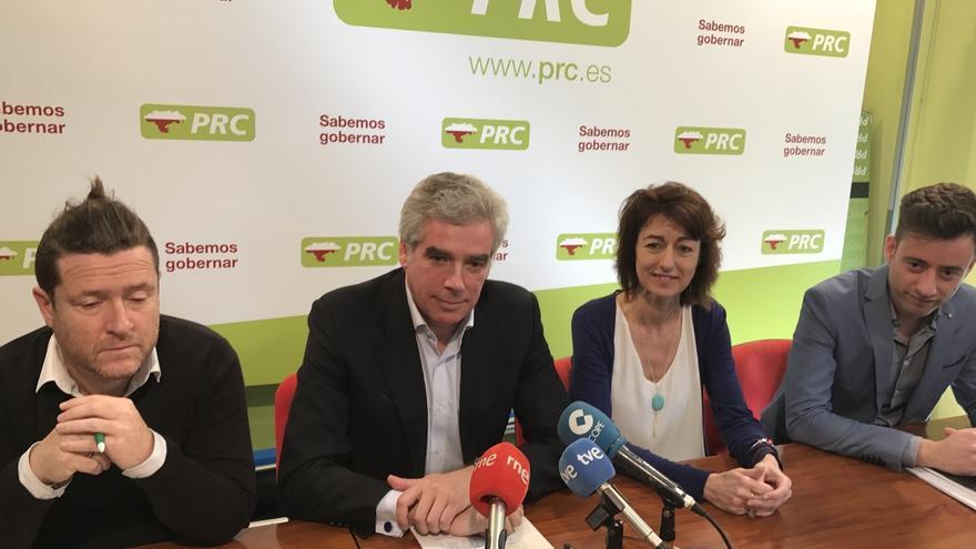 """PRC tacha de """"decepcionante"""" la gestión del PP hasta el ecuador de legislatura y pide un """"cambio de rumbo"""""""