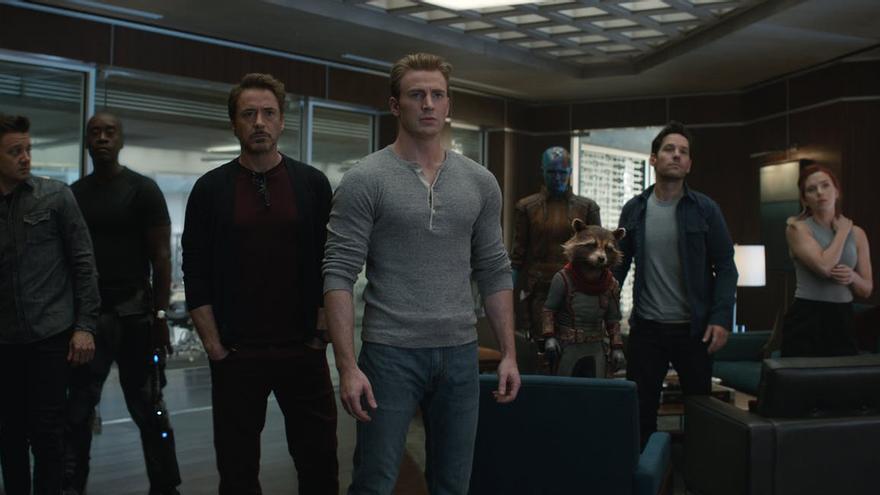 Los que sobrevivieron al chasquido de Thanos