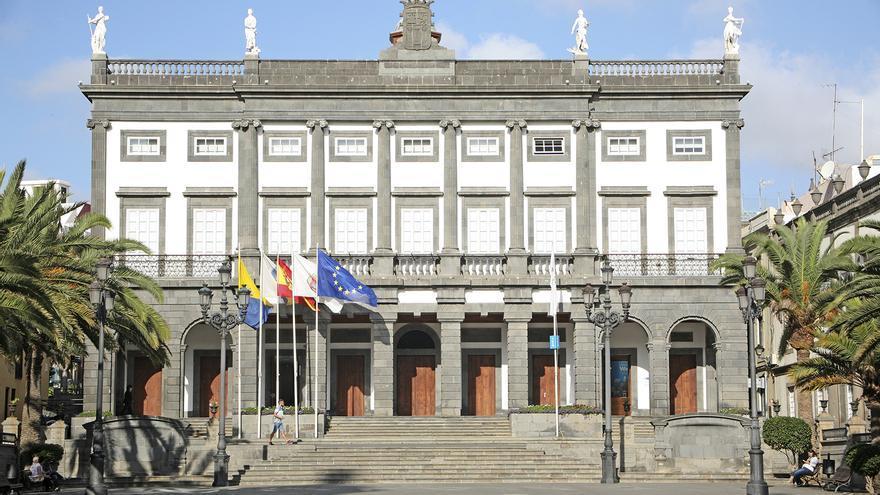 Casas Consistoriales de Las Palmas de Gran Canaria (ALEJANDRO RAMOS)