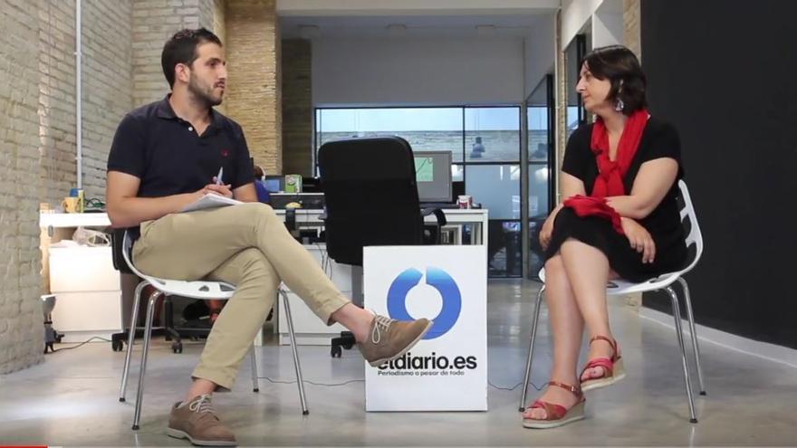 Sergi Pitarch entrevista a Rosa Pérez Garijo, coordinadora general de EUPV
