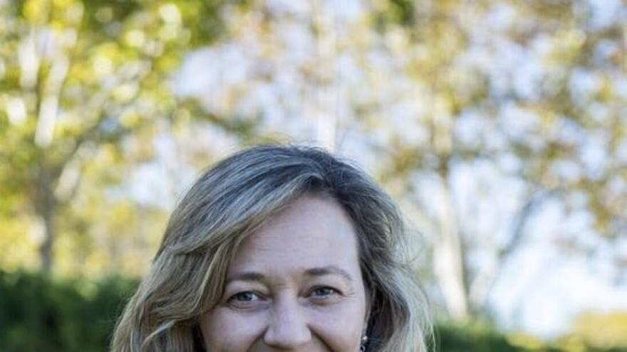 La magistrada Victoria Rosell, excabeza de lista por Las Palmas de Podemos