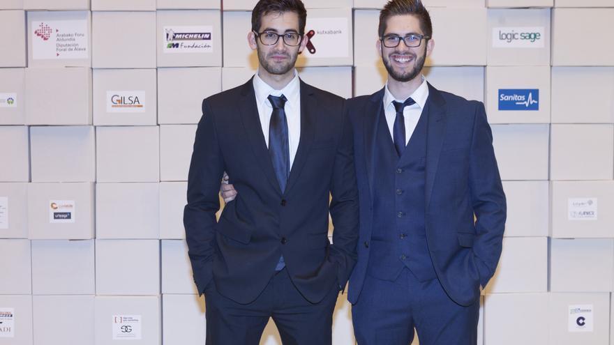 Víctor y David Mayoral, los dos hermanos fundadores de Erle Robotics