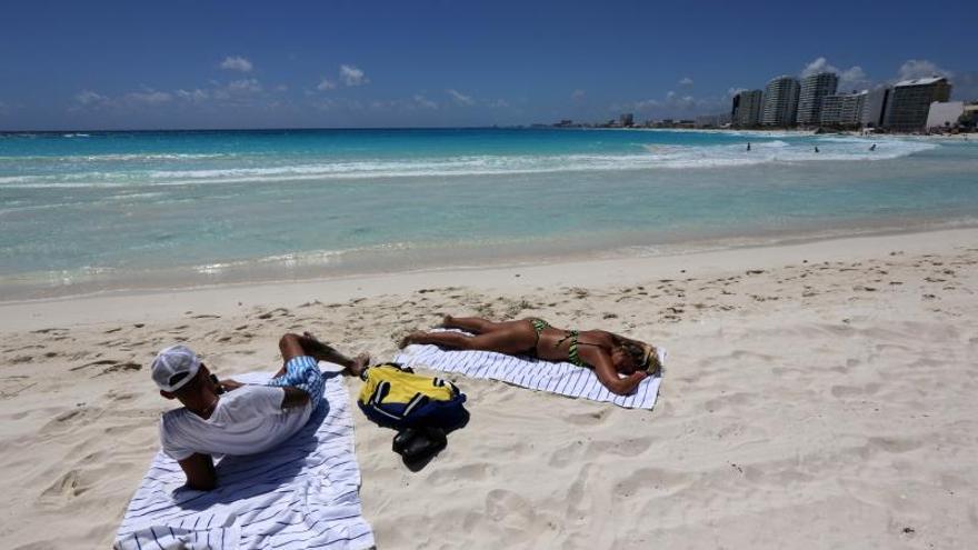 Caribe mexicano con su ocupación más baja en años por coronavirus