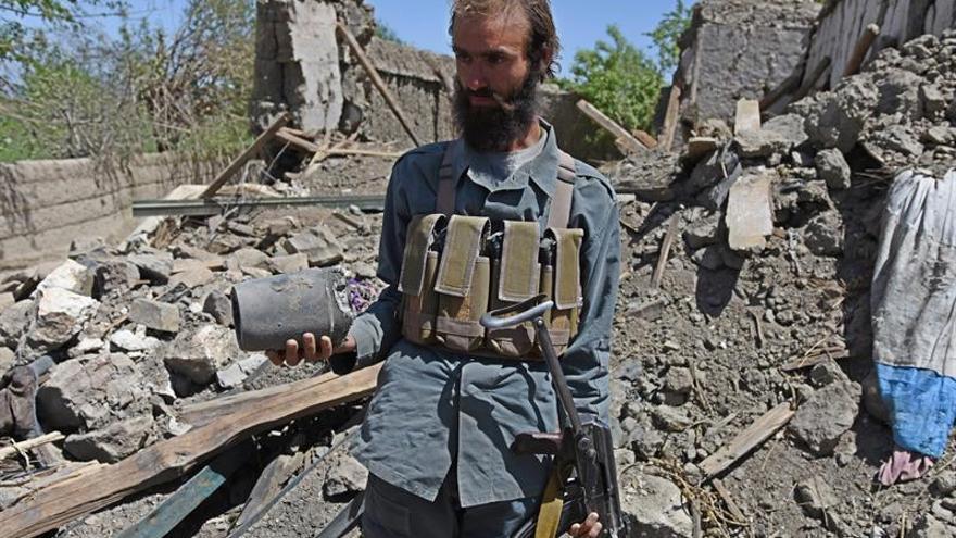 Al menos 8 muertos y 26 heridos en un atentado contra la OTAN en Kabul