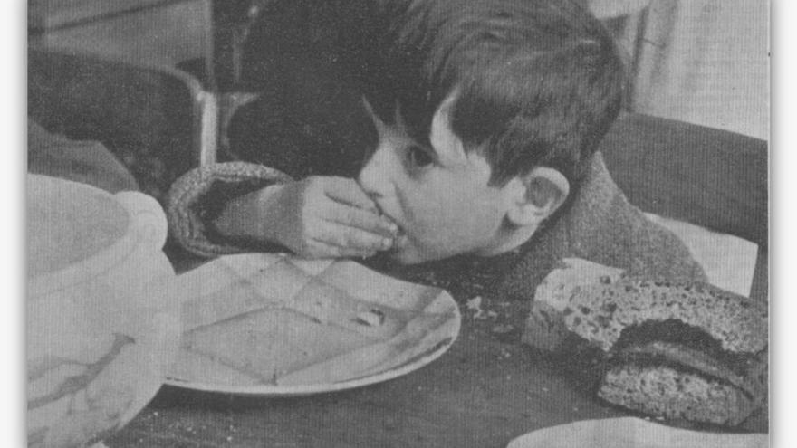 """""""Hambre. Una etnografía de la escasez de postguerra en Extremadura"""", es el título de la investigación de David Conde"""