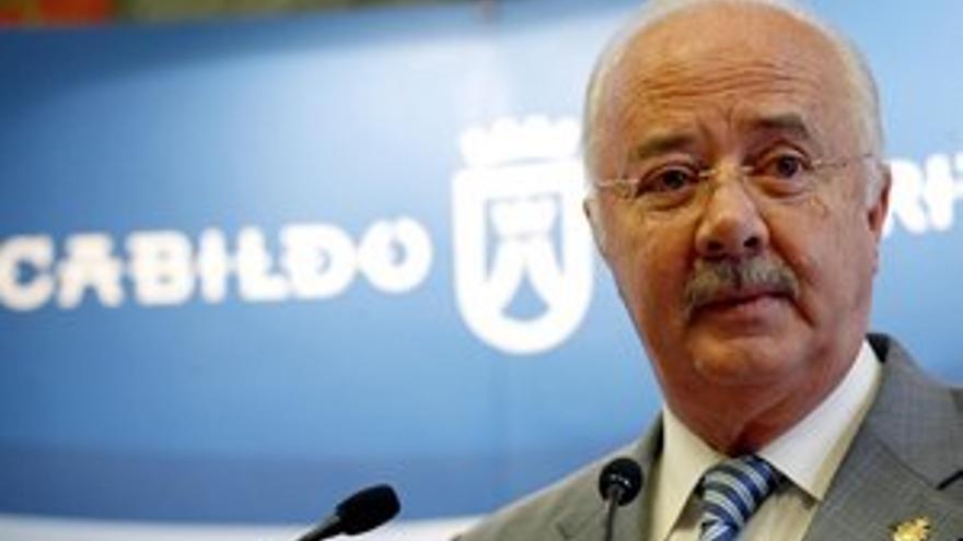 Ricardo Melchior, presidente del Cabildo de Tenerife. (CANARIAS AHORA)