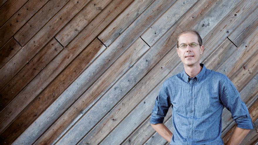 El profesor Arjen Hoekstra, inventor del concepto de 'huella hídrica'