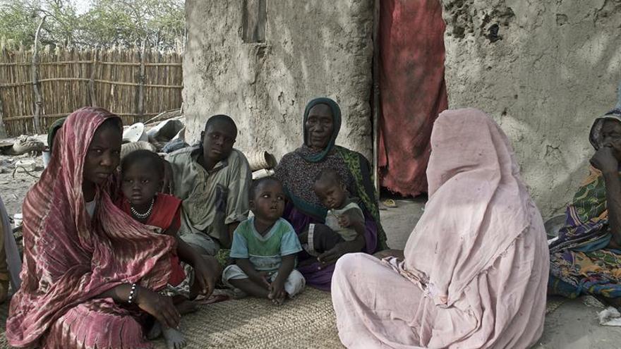 La crisis en el lago Chad dispara la violencia contra las niñas, denuncia una ONG