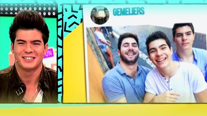 'Hazte un selfi' descubre al tercer 'Gemelier' secreto, en Cuatro