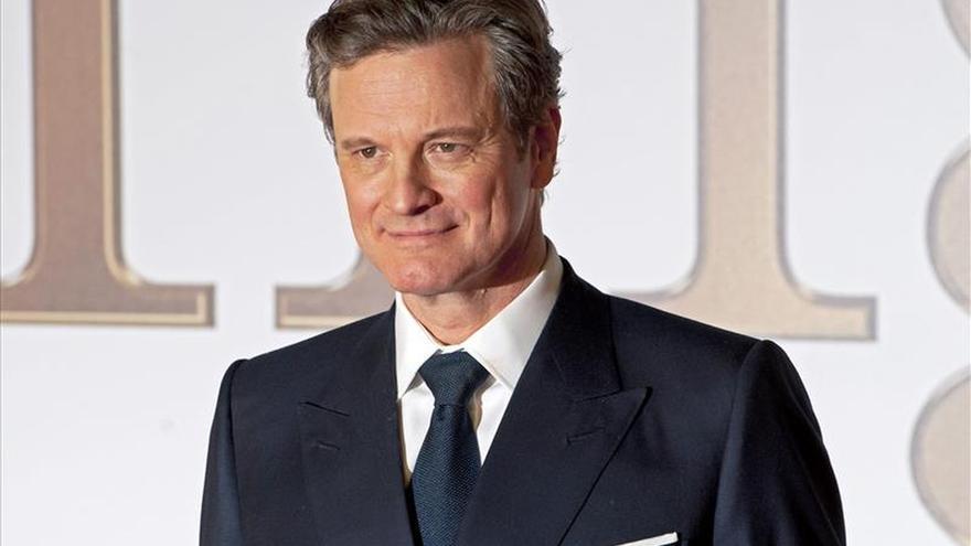 """Colin Firth descubre su lado gamberro y sus músculos en """"Kingsman"""""""