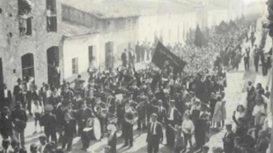 1o de Mayo de 1936. Montijo / ARMHEx