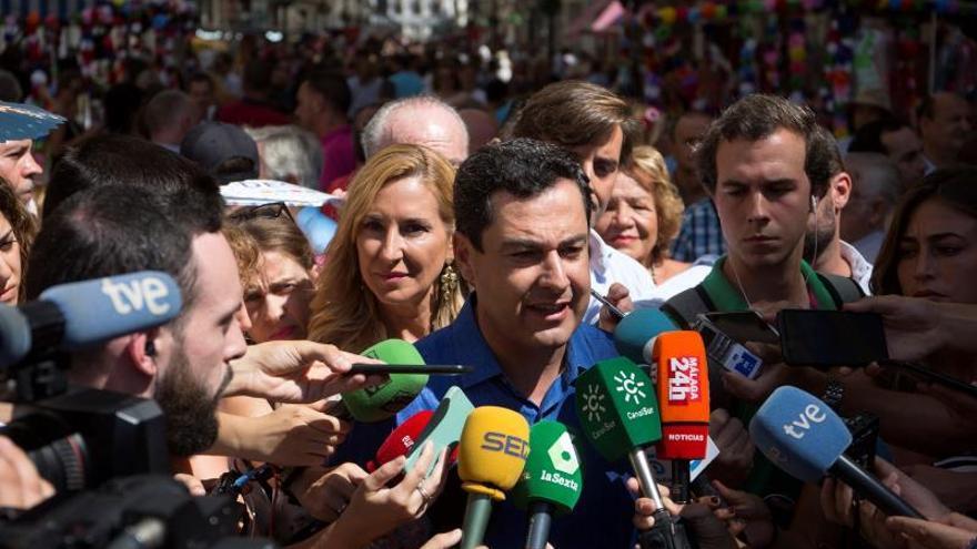 """Moreno asegura que la elección de su hermana ha sido """"limpia y transparente"""""""
