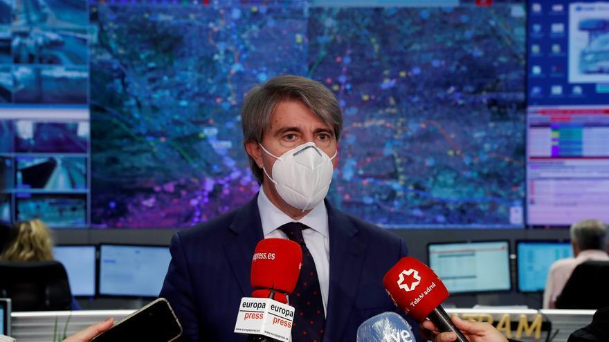 """Garrido no ve de momento """"necesidad"""" de un cierre adelantado de Metro"""