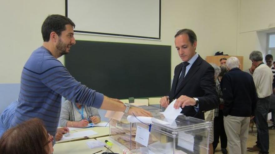 Samuel Ruiz, delegado del Gobierno en Cantabria.