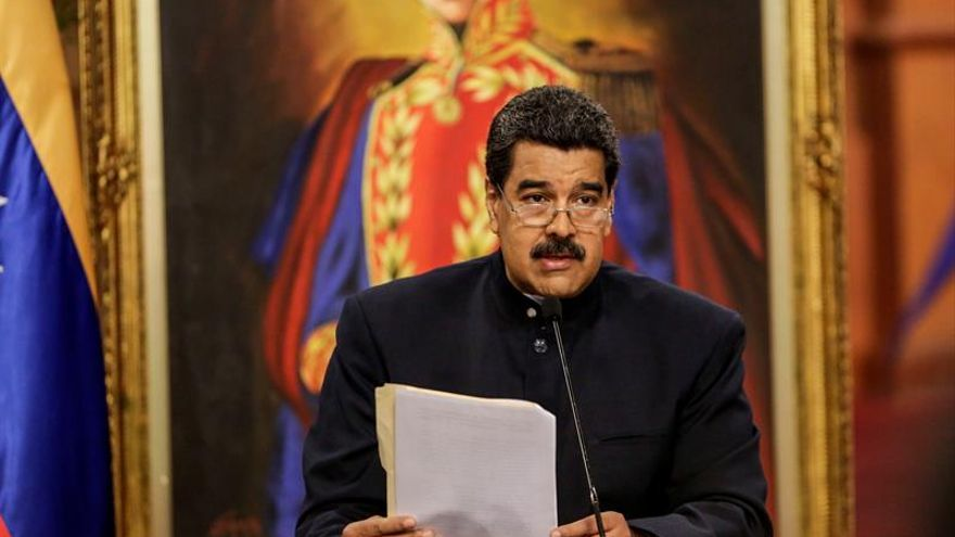 Maduro llega a Cuba con un donativo para los damnificados por el huracán Irma