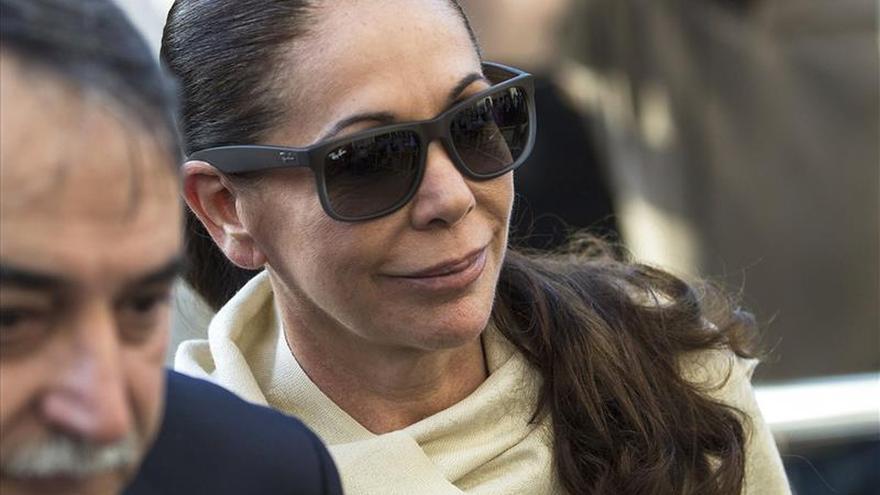 Isabel Pantoja obtiene un informe favorable de la prisión para su primer permiso