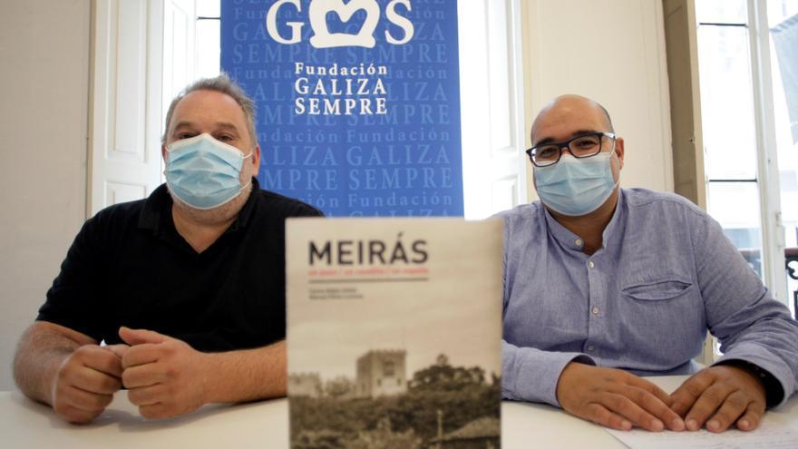 """Babío tilda de """"burdos"""" los argumentos de los Franco en el recurso por Meirás"""