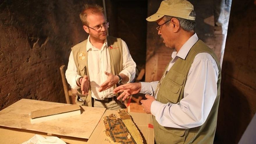 """La UJA inicia su séptima y """"más importante"""" campaña de excavaciones en Asuán (Egipto)"""