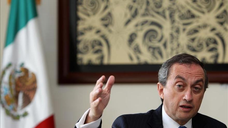 México abierto a más cooperación internacional en investigación de desapariciones