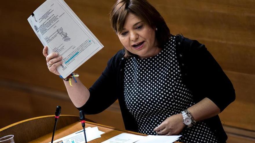 El juez desestima demanda contra el PP por el congreso que eligió a Isabel Bonig
