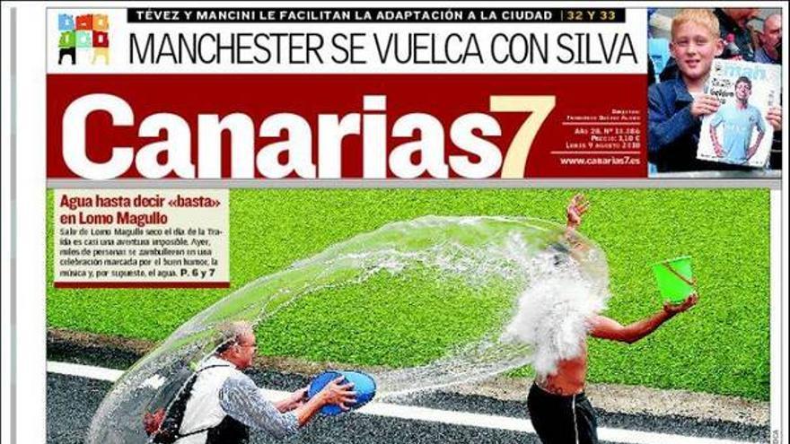 De las portadas del día (09/08/2010) #2