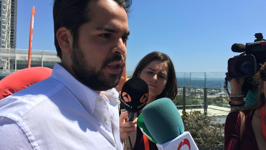 """C's dice que el viaje de Rivera a Venezuela quiere defender los """"derechos y la democracia"""""""