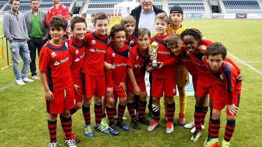 Los benjamines del Bansander ganan la II Malecón Cup