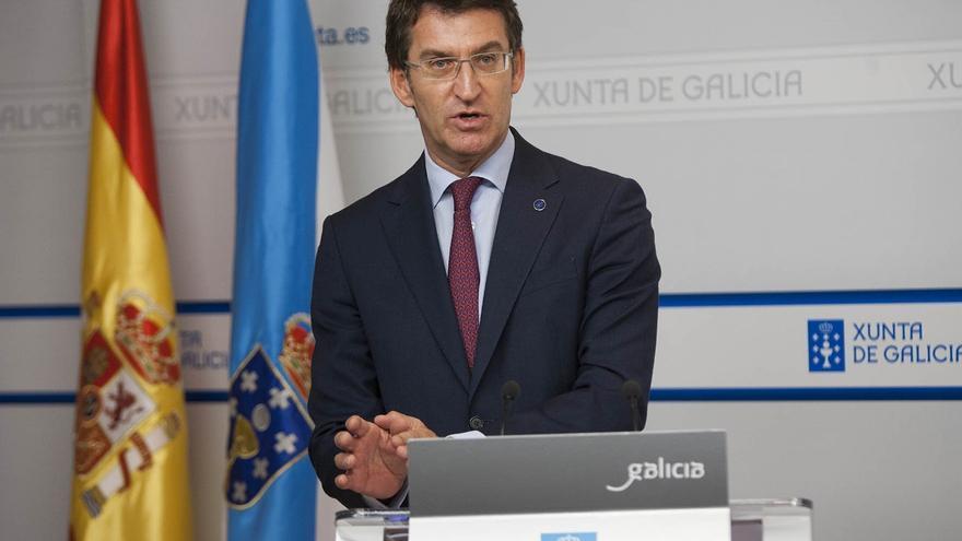 """Feijóo dice que Galicia no dejará """"crecer"""" ningún """"brote violento"""" de Resistencia Galega o de otro colectivo"""