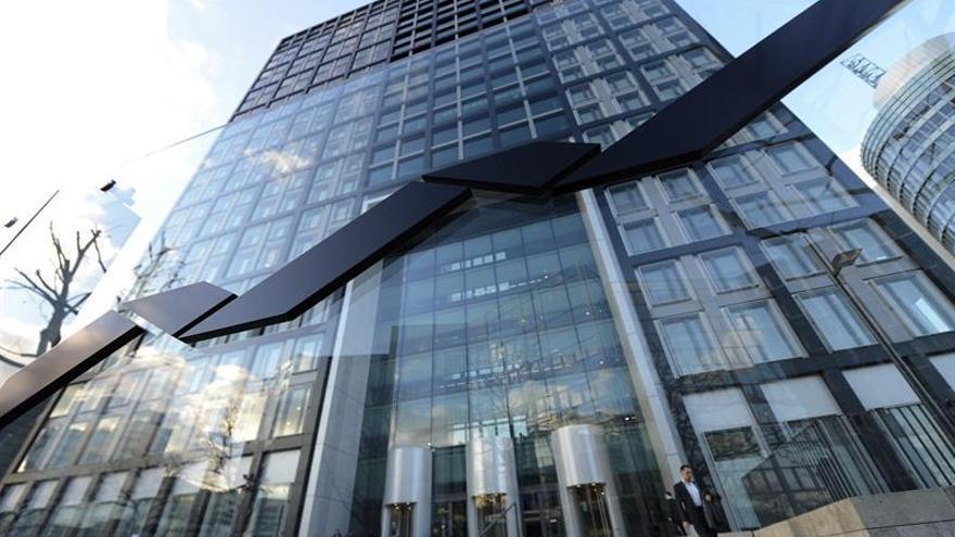La CE investigará en profundidad la fusión de Bolsa de Londres y Deutsche Börse