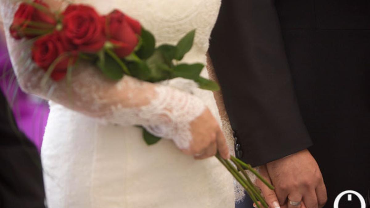 La reserva de fecha para las bodas civiles se podrá hacer por internet