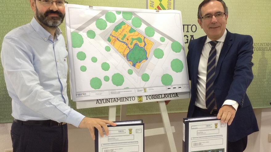 Torrelavega contará en 2017 con el primer parque infantil cubierto de Cantabria