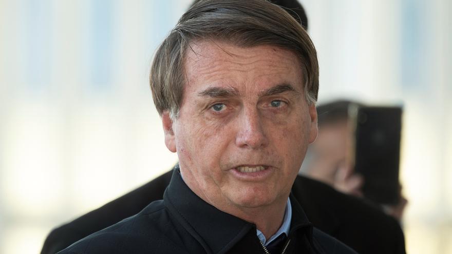 Bolsonaro: Brasil puede ser uno de los países con menos muertos por covid-19
