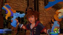 Habrá noticias de Kingdom Hearts 3 en noviembre