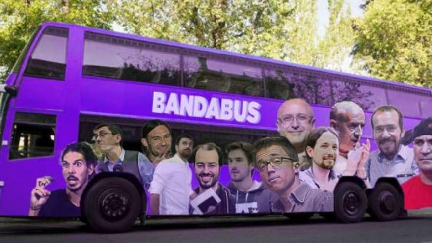 Bandabús PP Madrid