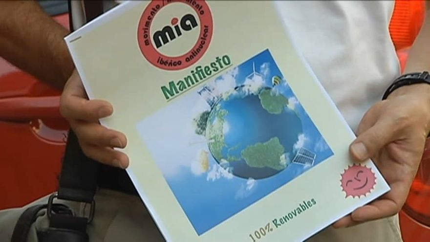 Manifiesto antinuclear renovables