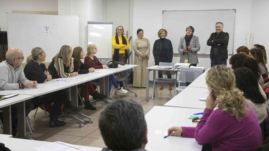 Camargo pone en marcha la Lanzadera de Empleo 2020, con 20 participantes