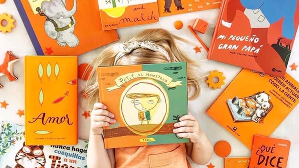 La producción y el consumo de libros para chicos y chicas en Argentina tomó un fuerte impulso durante el año de la pandemia