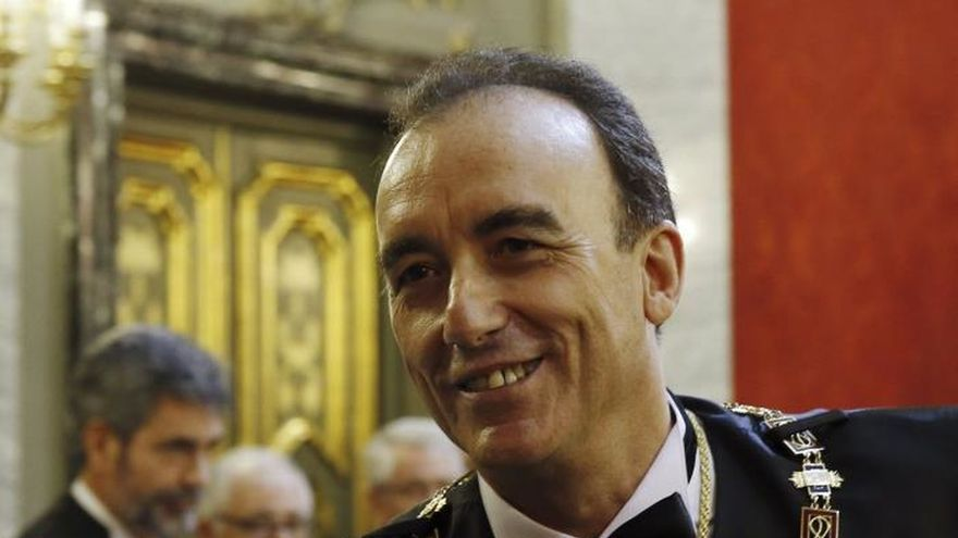 El presidente de la Sala II del Supremo, Manuel Marchena