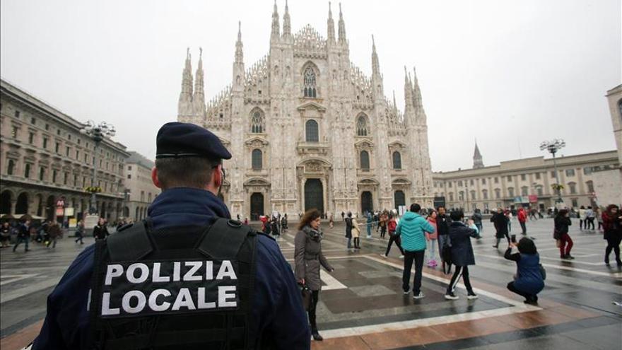 Italia arresta a 259 personas y expulsa a 64, por relación con el terrorismo