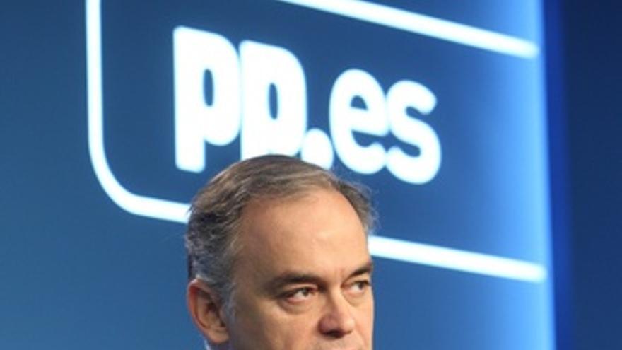 González Pons. (EUROPA PRESS)